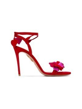 Aquazzura Happy Hearts 105 sandals - Red