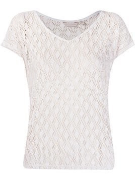 Lygia & Nanny lace top - White