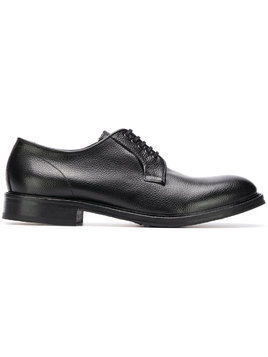 Leqarant classic lace-up shoes - Black