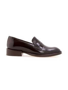 Sarah Chofakian classic loafers - Brown