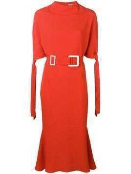 Edeline Lee Pedernal dress - Orange