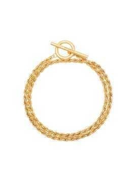 All Blues rope chain bracelet - Gold
