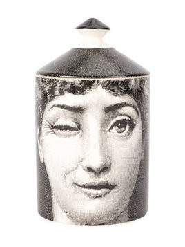 Fornasetti Profumi Antipatico candle - Black