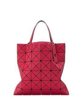 Bao Bao Issey Miyake Lucent geometric tote bag - Red