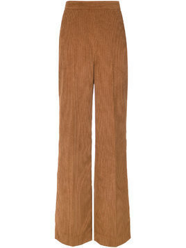 Andrea Marques wide leg corduroy trousers - Unavailable