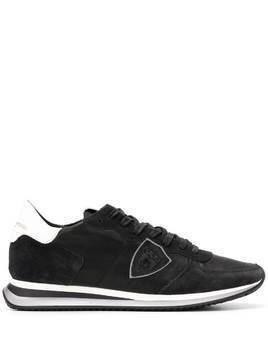Philippe Model Paris Tropez low-top sneakers - Black