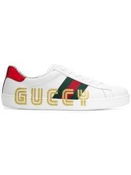Gucci Ace Guccy sneakers - White