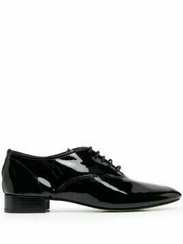 REPETTO Zizi patent leather oxford brogues - Black