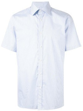 Gieves & Hawkes striped shirt - White