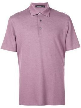Ermenegildo Zegna polo shirt - Purple