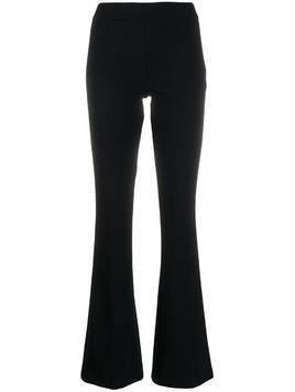 Blanca flared trousers - Blue