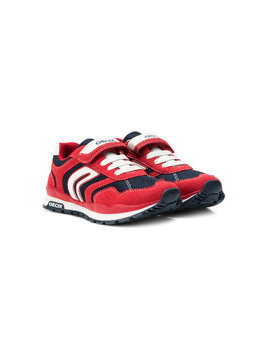 Geox low-top sneakers - Red