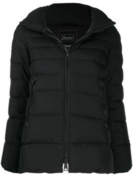 Herno Winstopper padded jacket - Black