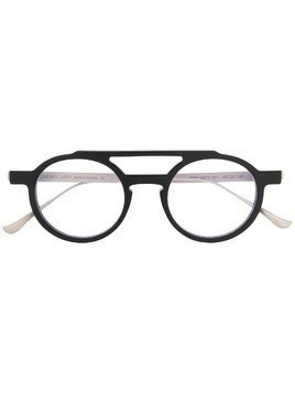 Thierry Lasry aviator glasses - Black
