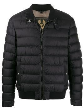 Belstaff short padded jacket - Black