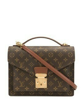 Louis Vuitton 2003 pre-owned Monceau 28 2way bag - Brown