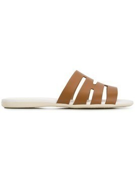 Hogan cut-out sliders - Neutrals