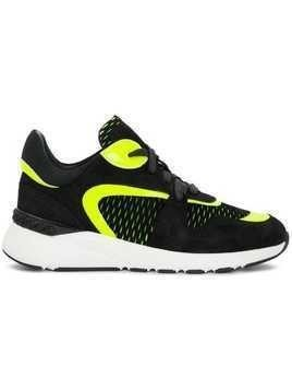 Casadei Panther Fluo sneakers - Black