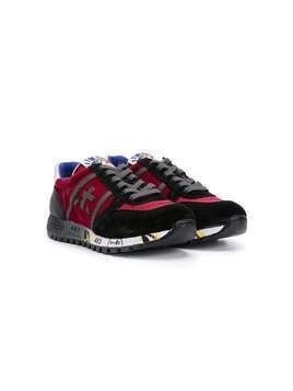 Premiata Kids Lucy low-top sneakers - Red