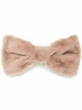 RedValentino RED(V) bow-shaped headband - PINK