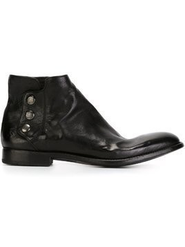 Alberto Fasciani 'Pascal' ankle boots - Black