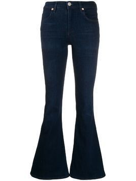 Citizens Of Humanity high rise flared leg jeans - Blue