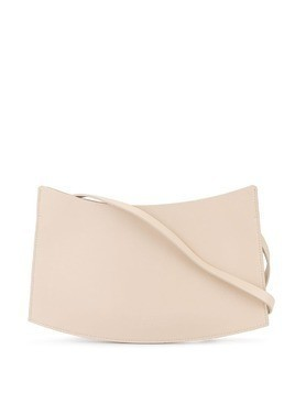 Aesther Ekme Accordion clutch - NEUTRALS