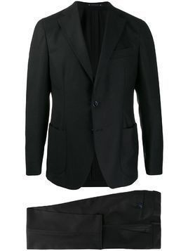 Bagnoli Sartoria Napoli tailored two piece suit - Blue