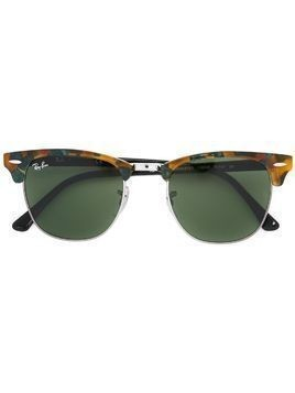 Ray-Ban 'Clubmaster' sunglasses - Green