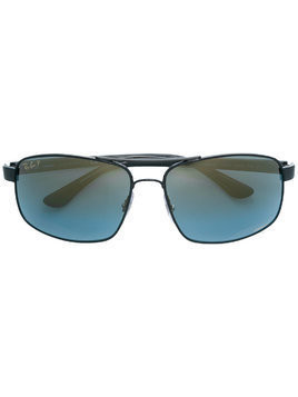 Ray-Ban rectangular sunglasses - Black