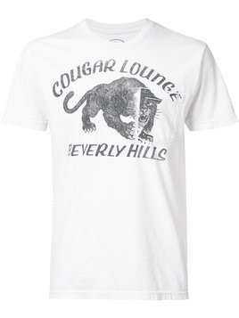 Local Authority Cougar Lounge T-shirt - White