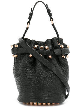 Alexander Wang Diego bucket crossbody bag - Black