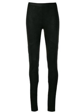Isabel Benenato classic leggings - Black