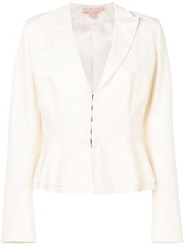 Brock Collection fitted antique-style blazer - Neutrals