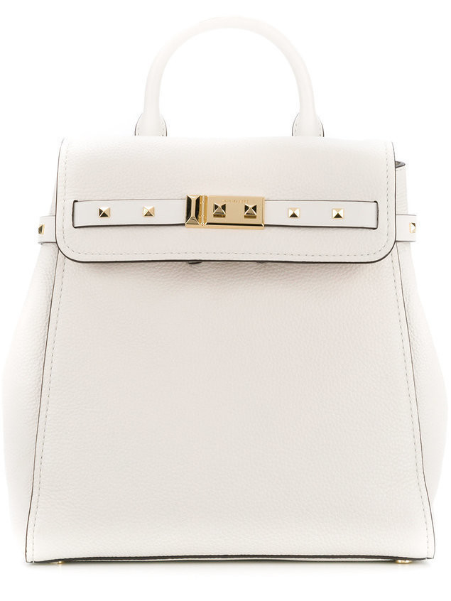 Michael Michael Kors Addison backpack - White