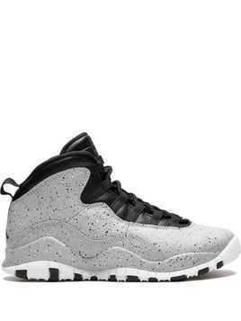 Jordan TEEN Air Jordan 10 Retro sneakers - Grey