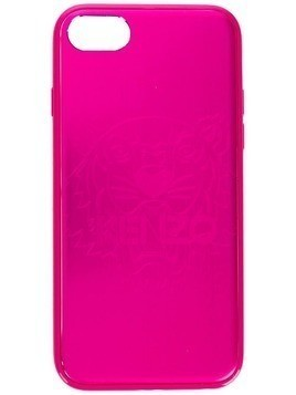 Kenzo Tiger etched iPhone 7 case - Pink & Purple