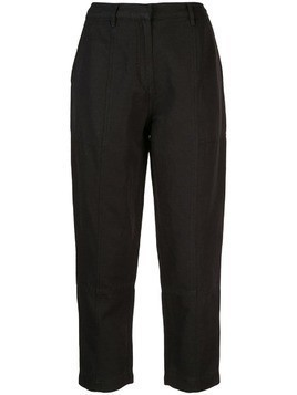 Apiece Apart straight leg trousers - Black