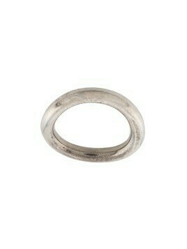 Ann Demeulemeester Simple ring - SILVER