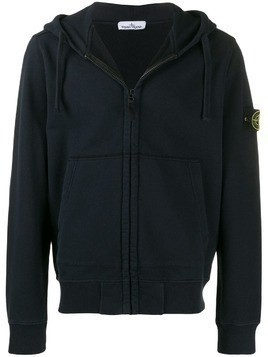 Stone Island hooded jacket - Blue
