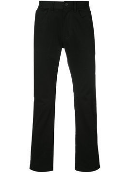 321 regular fit trouser - Black