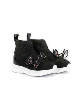 Sophia Webster Mini Maisy sneakers - Black