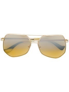 Grey Ant Megalast sunglasses - Gold