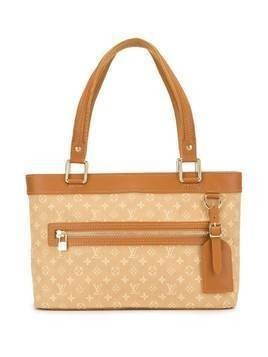 Louis Vuitton Pre-Owned Lucille PM handbag - Brown