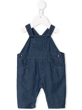 Knot Finch denim overalls - Blue