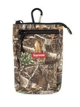 Supreme camouflage backpack - Brown