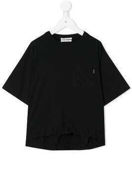 Fith chest pocket T-shirt - Black