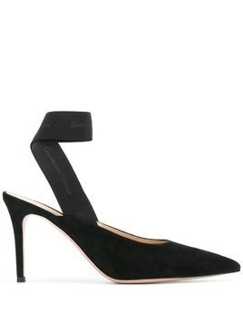 Gianvito Rossi pointed toe pumps - Black