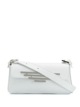 Dorateymur Investment shoulder bag - White