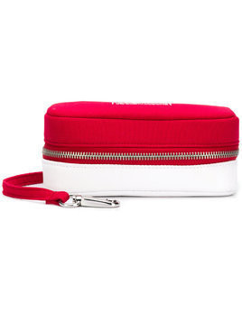Eastpak zip around eyewear pouch - Red